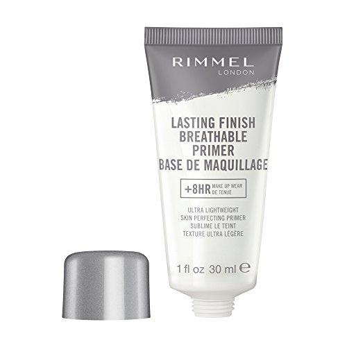Rimmel - Rimmel Lasting Finish Breathable Primer, Clear, 1 Fluid Ounce
