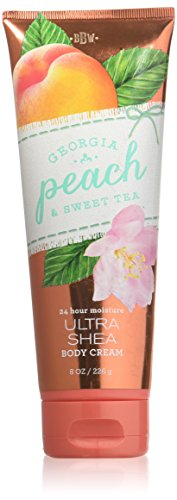 Bath and Body Works - Ultra Shea Body Cream, Georgia Peach & Sweet Tea