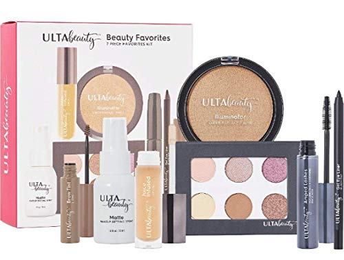 Ulta Beauty Ulta Beauty Favorites Kit 7 Piece Set With 5 Full Size Products