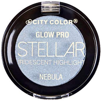 City Color Cosmetics Glow Pro Stellar Highlighter, Nebula