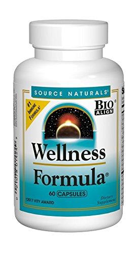 Source Naturals - Source Naturals Wellness Formula, Herbal Defense Complex, 60 Capsules