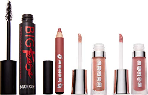 Buxom - BUXOM - Lip & Lash Stash 4 Pc Plumping Kit