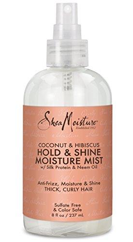 Shea Moisture Coconut Hibiscus Hold & Shine Daily Moisture Mist