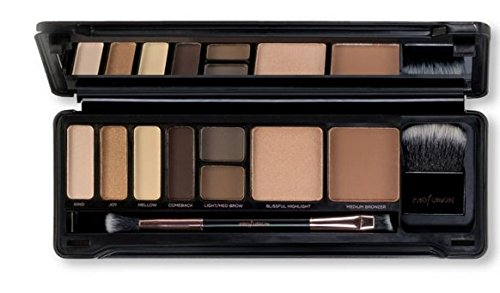 Profusion - 8 Color Eye & Face Pro Makeup Case, Day Face