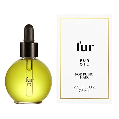 Fur Fur Oil (For Softening Hair + Clearing Pores + Preventing Ingrown Hairs)