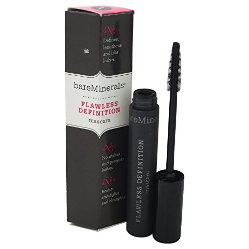Bare Escentuals - bareMinerals Flawless Definition Mascara, Black, 0.33 Fluid Ounce