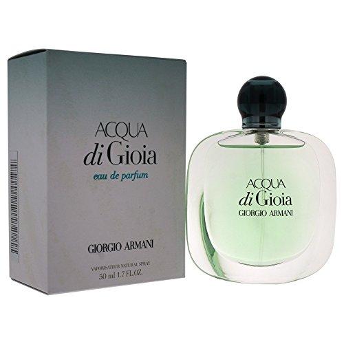 GIORGIO ARMANI Giorgio Armani Acqua Di Gioia Eau De Parfum Spray for Women, 1.70-Ounce