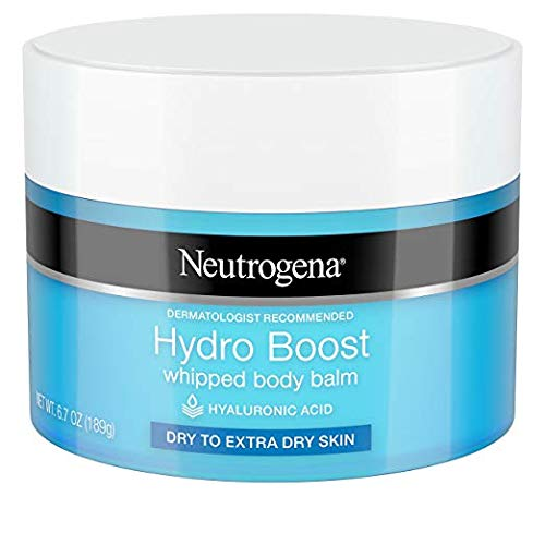 Neutrogena - Hydro Boost Hydrating Whipped Body Balm