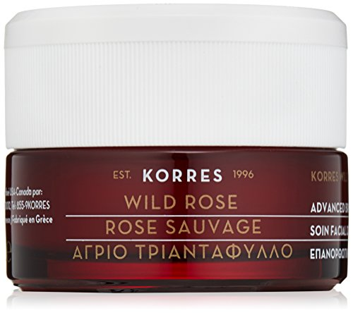KORRES - Korres Advanced Brightening Sleeping Facial, Wild Rose, 1.35 fl. oz.