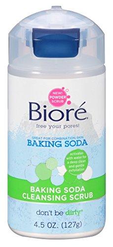 null - Biore Baking Soda Pwd Cln Size 4.5z Biore Baking Soda Powder Cleanser 4.5z