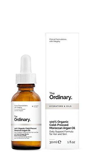 The Ordinary - 100% Organic Cold-Pressed Moroccan Argan Oil