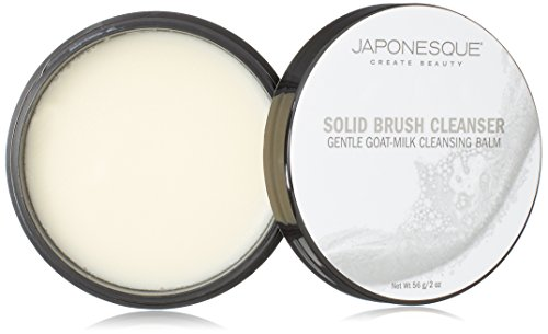 Japonesque - Solid Brush Cleanser, Goat-Milk