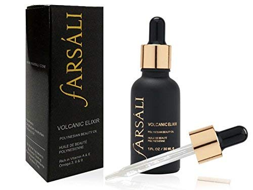 Farsali Beauty Volcanic Elixir Polynesian Beauty Serum Oil