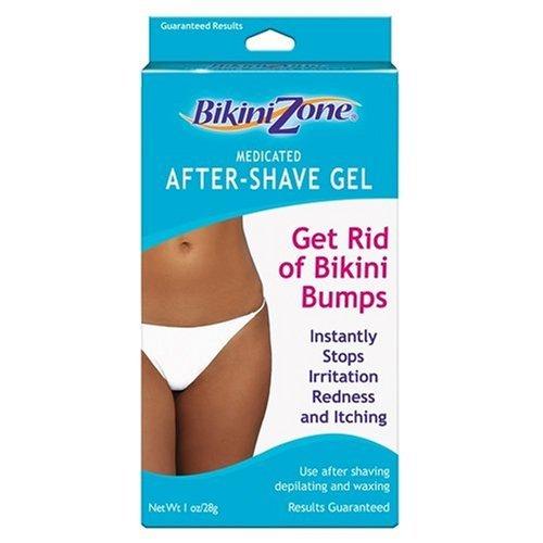 Bikini Zone - Medicated After-Shave Gel, Anti-Bumps