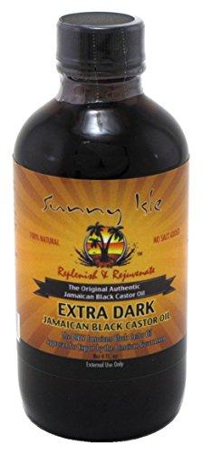 Sunny Isle - Sunny Isle Oil Castor Xdrk Jamaican