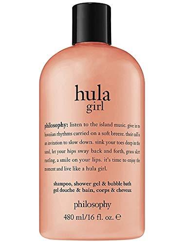 Philosophy Shampoo Shower Gel & Bubble Bath, Hula Girl