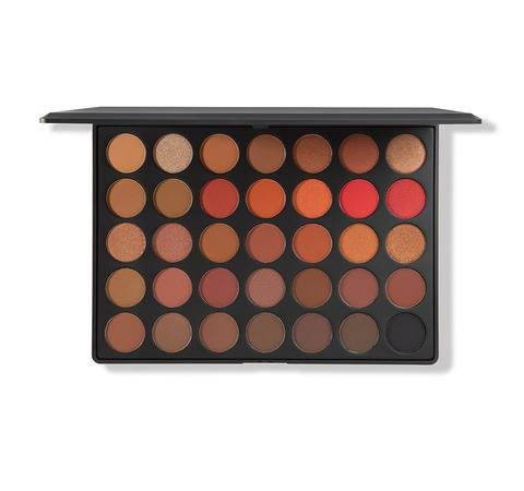 Morphe - Second Nature Eyeshadow Palette