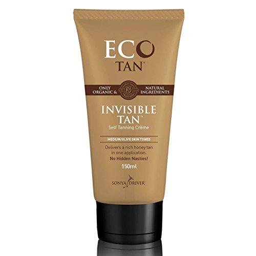 E-Cotan - Eco Tan Invisible Tan Organic Face Body Tanning Lotion 5.29 fl oz