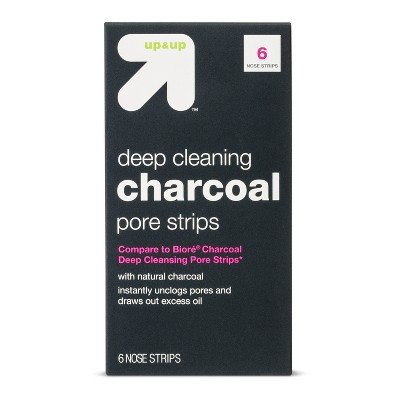 Up & Up - Charcoal Deep Cleansing Pore Strips