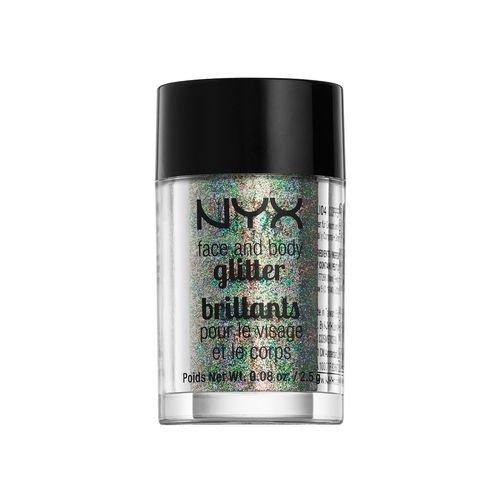 NYX Cosmetics NYX Cosmetics Face & Body Glitter Crystal