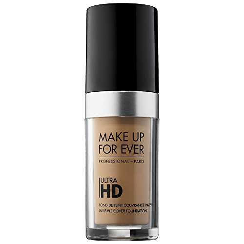 Makeup Forever - Make up for Ever Ultra Hd Invisible Cover Foundation Color 123 = Y365 - Desert
