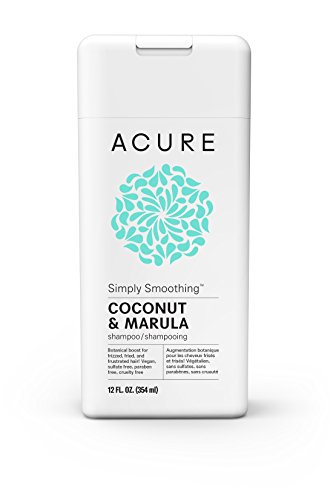 Acure - Simply Smoothing Shampoo, Coconut