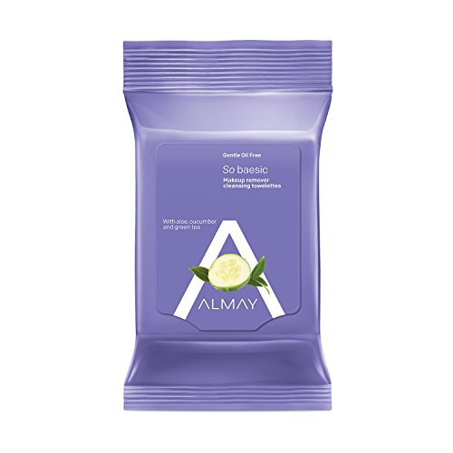 Almay - Makeup Remover Cleansing Towelettes