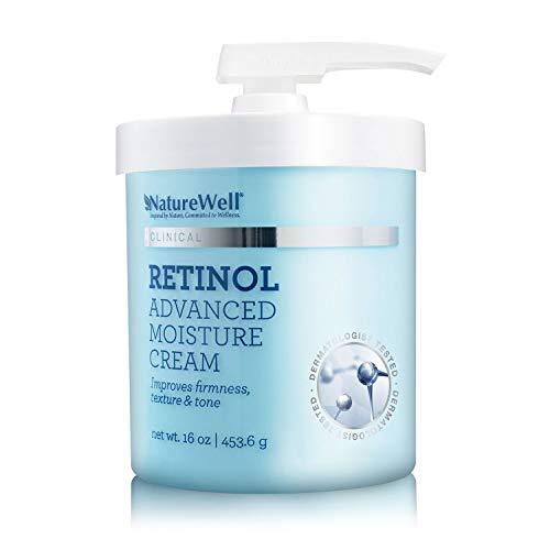 NatureWell - Nature Well Clinical Retinol Advanced Moisture Cream (16 oz.)