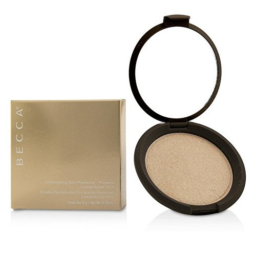 Becca - Shimmering Skin Perfector Pressed Highlighter, Champagne Pop