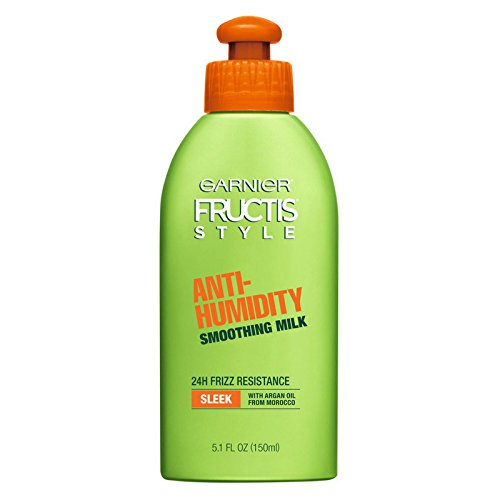 Garnier -  Garnier Fructis Style Anti-Humidity Smoothing Milk 5.10 oz (Pack of 3)
