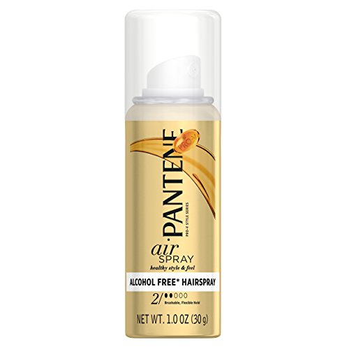 Pantene - Pantene Pro-V Airspray Flexible Hold Hair Spray, Trial Size, 1 Ounce