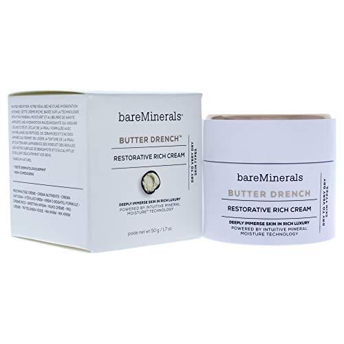 Bare Escentuals - bareMinerals Butter Drench Restorative Rich Cream, 1.7 Ounce