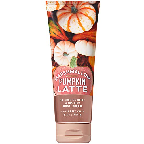 Bath and Body Works - Marshmallow Pumpkin Latte Ultra Shea Body Cream