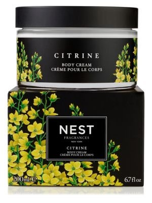NEST Fragrances - Citrine Body Cream