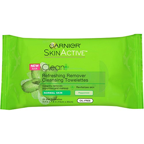 Garnier - SkinActive Clean + Refreshing Remover Cleansing Towelettes