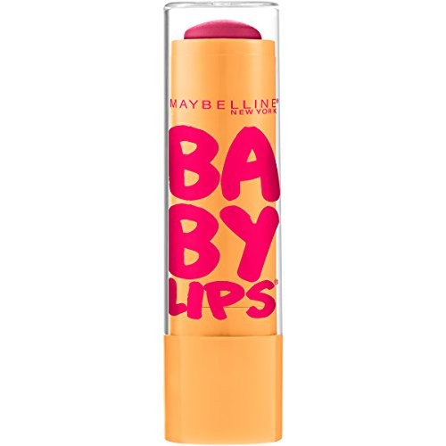 Maybelline - Baby Lips Moisturizing Lip Balm, Cherry Me