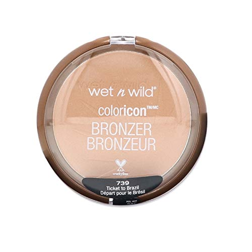 wet 'n wild - Wet n Wild Color Icon Collection Bronzer 0.46 oz
