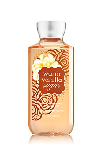 Bath & Body Works Warm Vanilla Sugar Signature Collection Shower Gel