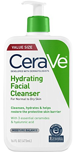 CeraVe - Hydrating Facial Cleanser