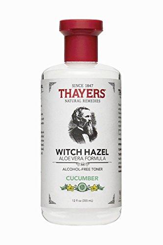 Thayers - Cucumber Witch Hazel with Aloe Vera