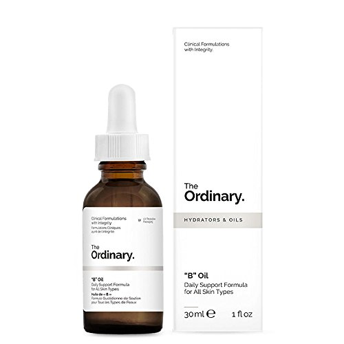 """The Ordinary 'The Ordinary""""B"""" Oil - daily support formula for all skin types (30mL/1oz)"""