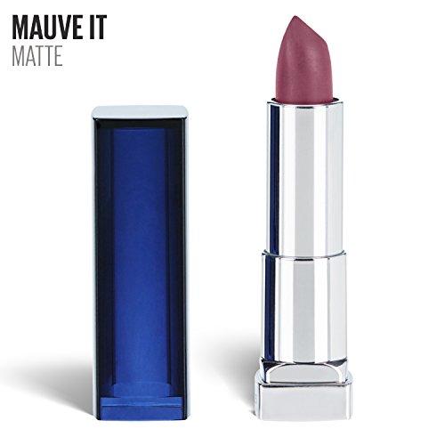 Maybelline New York - Maybelline New York Color Sensational Nude Lipstick Matte Lipstick, Mauve It, 0.15 ounce