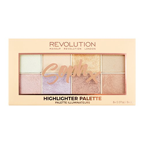 Makeup Revolution London - Revolution Soph Highlighter Palette