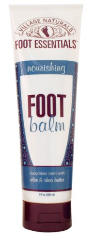 The Village Company - Village Naturals Foot Essentials Nourishing Foot Balm 9 fl oz