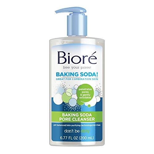 Bioré - Baking Soda Pore Cleanser for Combination Skin
