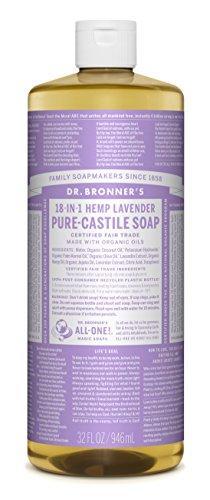 Dr. Bronner's - Pure-Castile Liquid Soap, Lavender