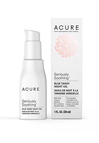 Acure - Seriously Soothing Blue Tansy Night Oil