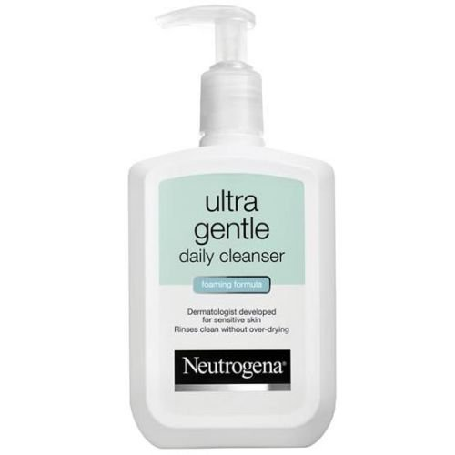 Neutrogena - Neutrogena Ultra Gentle Daily Cleanser, 12 Fluid Ounce - 12 per case.