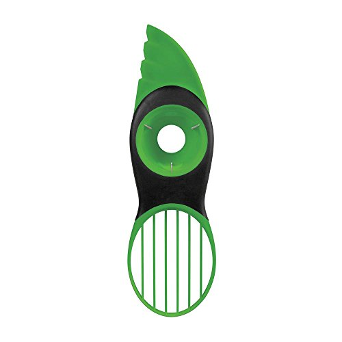 OXO - OXO Good Grips 3-in-1 Avocado Slicer, Green