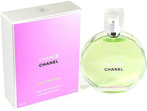 Chanèl - Chancè Chanèl Eau Fraiche Eau De Toilette Spray, for Woman EDT 3.4 fl oz, 100 ml